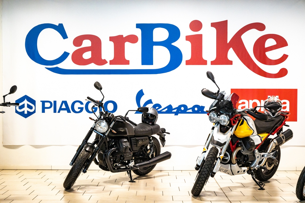 CarBike vendita moto e scooter a Grosseto e Porto Santo Stefano