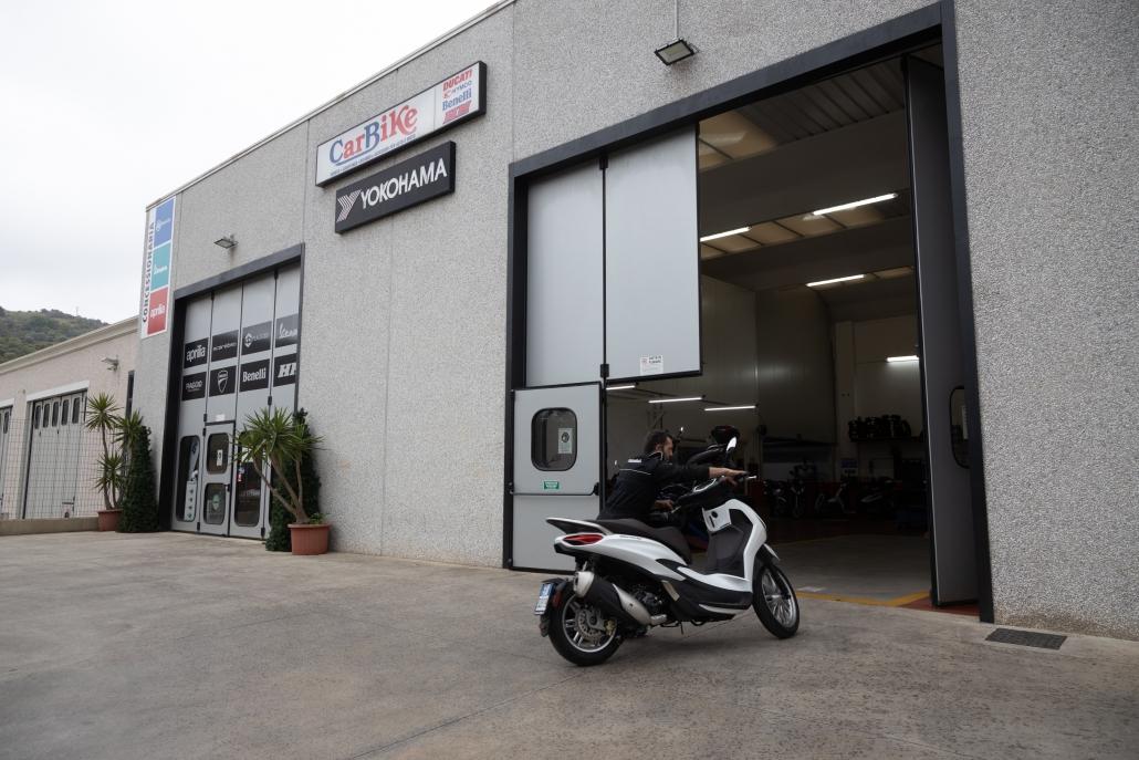 Servizi officina CarBike moto e scooter a Grosseto e Porto Santo Stefano