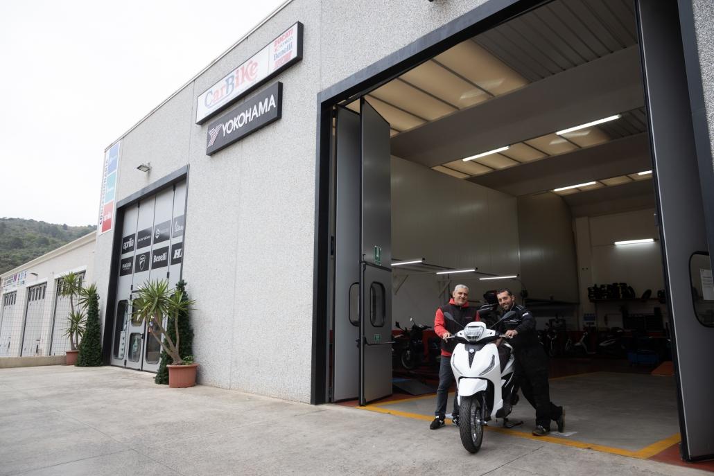 CarBike moto e scooter a Grosseto e Porto Santo Stefano